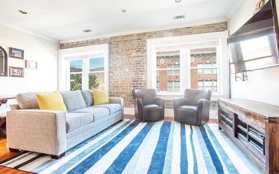 Photo for Stay with Lucky Savannah: Clean Apartment Near the Best Shopping & Dining!