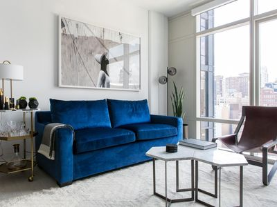 Photo for Elegant 1BR | Terrace Rooftop | Downtown by Lyric