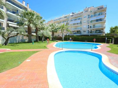 Photo for Apartamento  para 6 personas en Cambrils(269201)