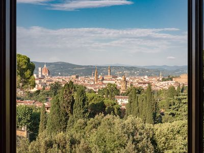 Photo for BELLOSGUARDO The most beautiful view in Florence! FREE PARKING!