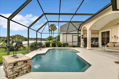 Surprising Beautiful Home Is Located In The Famous World Golf Resort In St Augustine Florida Saint Augustine Interior Design Ideas Clesiryabchikinfo