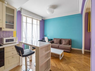 Photo for Large studio in the heart of Nice - W434