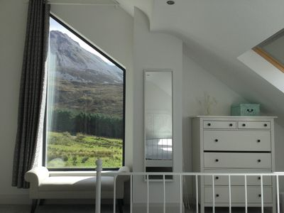 It's all about the view.  Imagine waking up to this each morning