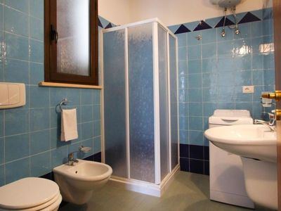 Photo for Vacation home Red sun apartment in Marina di Pescoluse - 6 persons, 2 bedrooms