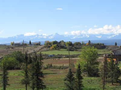 Photo for Private Montrose Home with panoramic Mountain View