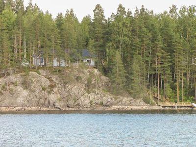 Photo for Vacation home Nestori in Punkaharju - 6 persons, 3 bedrooms