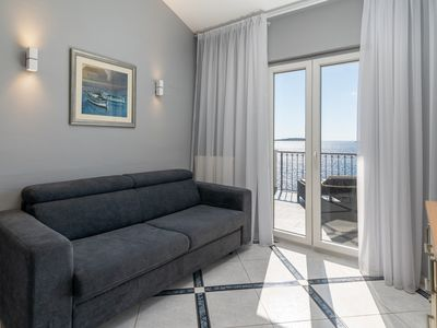 Photo for Two Bedroom Apartment A1 in villa Sine
