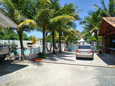 Photo for Close to the beach with pool - Chalet