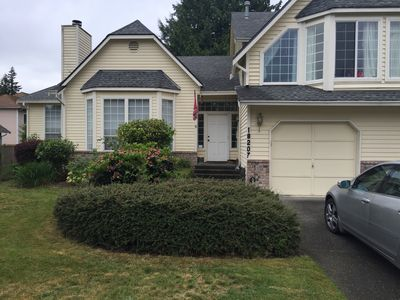 Photo for 2BR House Vacation Rental in Renton, Washington