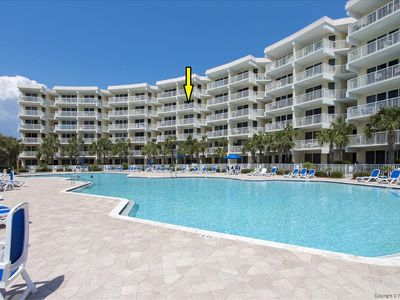 Photo for Sweet Emily @ Destin West! Lazy River! 5th Flr w/ Gulf Views! FREE Golf, Snorkeling & Dolphin Cruise
