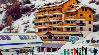 Photo for Beautiful T3 at the foot of the slopes in a new luxury residence in Vars