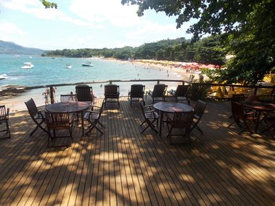 Photo for Paradisiac Bungalow on Curral Beach