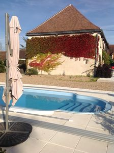 Photo for Luxury Gite With Heated Swimming Pool In The Loire Valley - Le Vignou