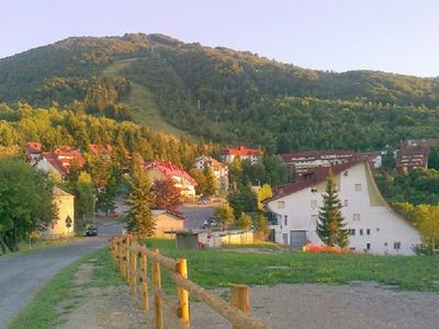 Photo for Grand one bedroom apartment in the mountains at Viola St. Gréé, at the foot of the slopes