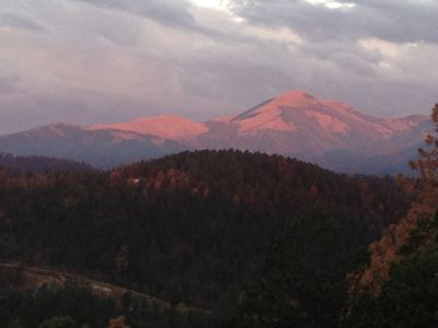 Photo for $50 Off/Nt  Sept 15-Nov 20- Huge Mt. Views- If you like perfect weather-Its her