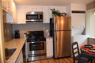 Lovely updated kitchen ~ with everything you need!