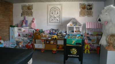 Toy and games room