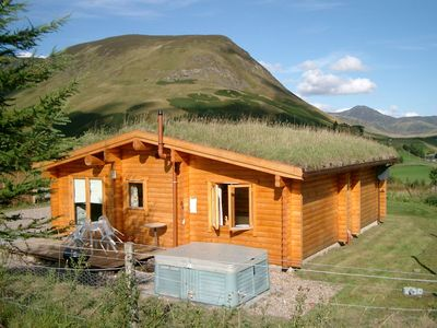 Photo for 2BR Cabin Vacation Rental in Spittal of Glenshee, Perthshire
