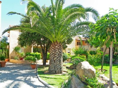 Photo for Lovely apartment for 4 people with pool, hot tub, WIFI, A/C, TV, balcony, pets allowed and parking