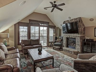 Photo for Breckenridge Crystal Peak Lodge 4 Bedroom Condo.Discounted Lift Tickets included