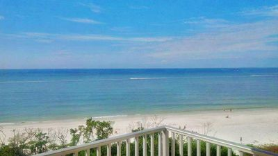 Photo for Full Direct Gulf View! Renew And Rejuvenate. Walking Distance To All!
