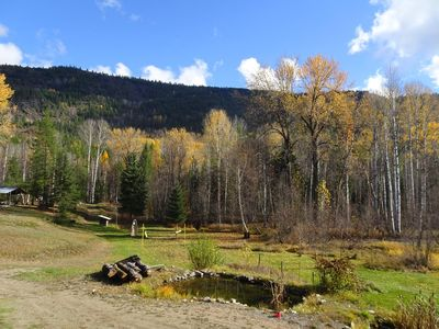 Photo for Smuggler's Spring Resort-Cabins, Rv And Tent Sites  In The Beautiful Monashees