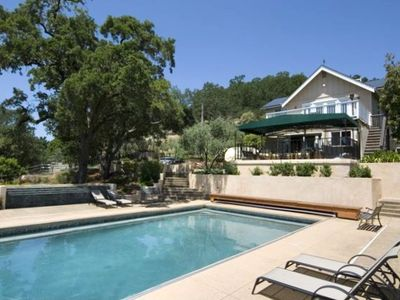 Photo for Private Wine Country Property Near Historic Town Square