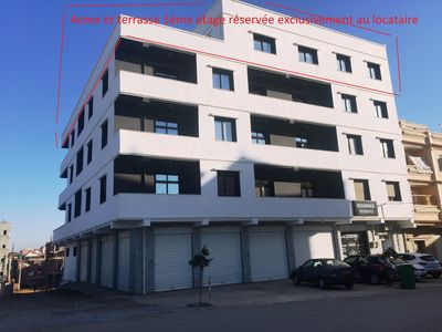 Photo for Apt new F5 7Persons 150m2 Benzerga Bordj El Kiffan Algiers