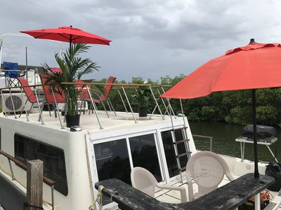 Photo for 47 ft Beautiful Houseboat