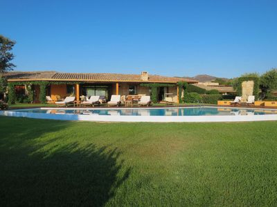 Photo for Vacation home I Giardini di Punt'Aldia (TEO455) in San Teodoro - 10 persons, 4 bedrooms