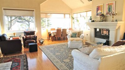 Great Room with Fabulous Ocean Views from every window