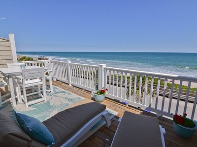 Photo for Sea Star 308 - Stunning Unobstructed Ocean views and Beach Access!!