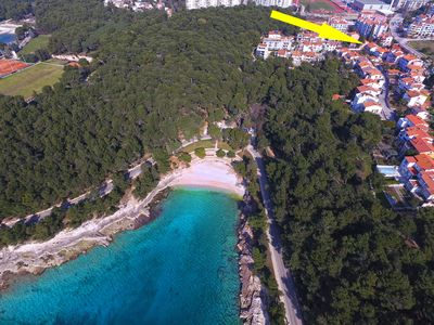 Photo for Holiday apartment Pula for 2 persons with 1 bedroom - Holiday apartment