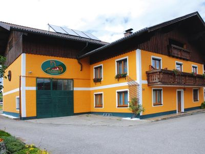 Photo for Holiday accomodations PferdeErlebnisWelt Turmhofgut, Michaelbeuern  in Salzburger Sportwelt - 4 persons, 2 bedrooms