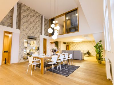 Photo for Glamour Premium D 5-Bedrooms, 5-Bathrooms, Panorama Terrace (Prague Old Town)