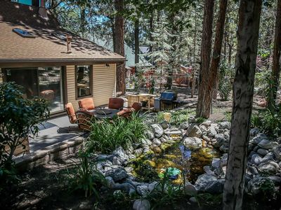 Photo for ~Bear Bungalow~Amazing Landscaped Property With Stream~Kitchen & Dining~Great Location~