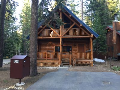 Photo for Log Home Within Walking Distance Of Lake Tahoe and Sugar Pine Point Park