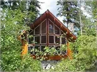 Photo for Incredible Mountain  Log Home on Methow River