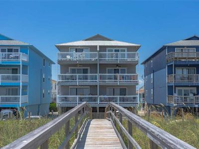 Photo for Winds I A3 - Beautiful oceanfront condo only 5 Blocks from Carolina Beach Boardwalk!!