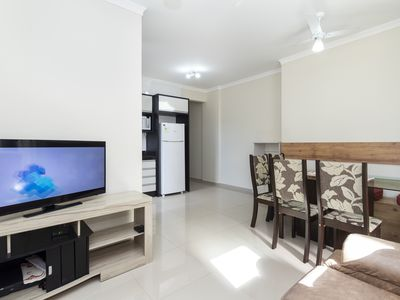 Photo for Rent of Apt 3 rooms being 1 suite for 7 people with 100m of the sea in Pumps