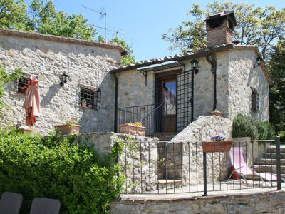 Photo for Vacation home Casadellida (CTC122) in Castellina in Chianti - 3 persons, 1 bedrooms