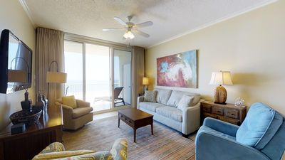 Sounds Of The Beach Will Call You To This Charming 2-Bedroom Condo!
