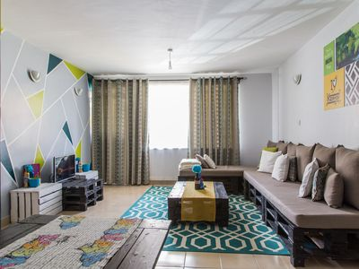 Sefu Furnished Apartment - Lime Green