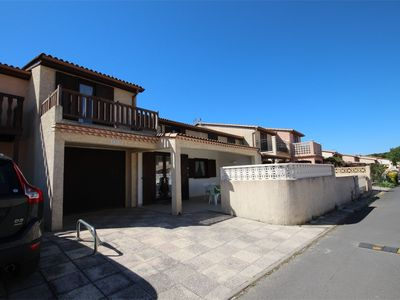 Photo for Villa in a secured and nice residence, 5 sleepings-WIFI- PORTIRAGNES PLAGE