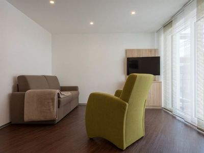 Photo for Lovely apartment for 4 guests with WIFI, TV, balcony, pets allowed and parking