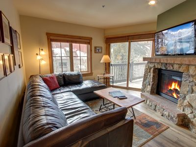 Photo for Expedition Station 8607 Great View, FREE WIFI, walk to slopes, Hot Tub & Pool by SummitCove Lodging