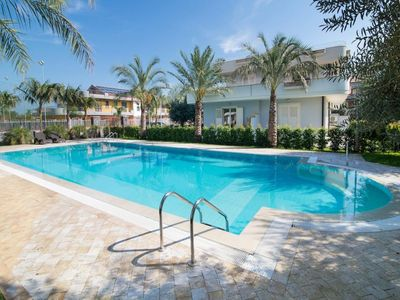 Photo for Villa Galati - Apartment 1 - Self Catering Apartment at only 350m from the Beach! - Free WiFi