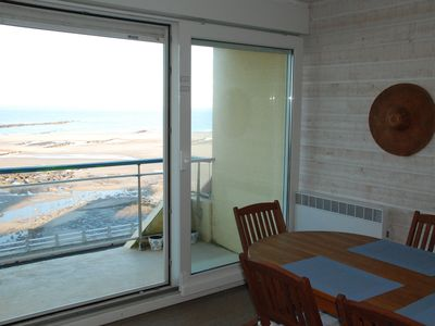 Photo for Charming duplex with beautiful sea views in Natural Region 2 Caps