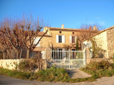 Photo for Family House with Pool In Provence / near Carpentras / Haut Vaucluse
