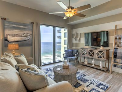 Photo for NEW! Panama City Beach Condo - Great Ocean Views!